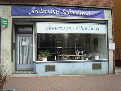 Änderungsschneiderei Hamburg